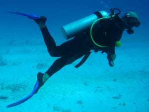 Learn English Words - Scuba Diving