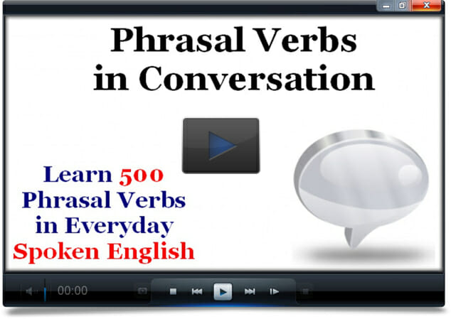 Phrasal Verbs Course