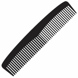 Learn English Vocabulary: Comb