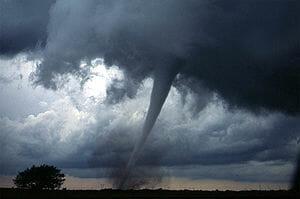 English Words - Tornado