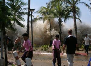 English Words - Tsunami