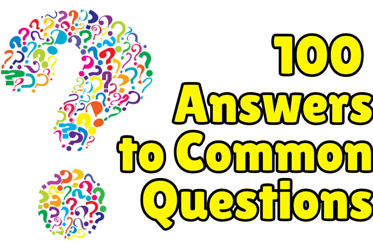 100 Answers to Common English Questions – Espresso English