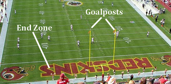 end-zone