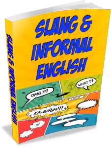 slang-informal-english