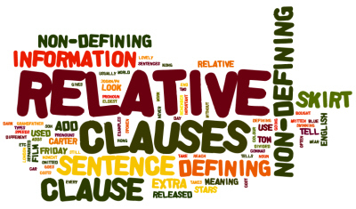 Relative Clauses in English - Examples and Exercises
