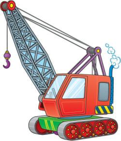 english-vocabulary-words-construction-crane
