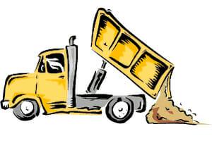 english-vocabulary-words-construction-dump-truck