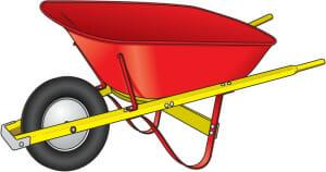 english-vocabulary-words-construction-wheelbarrow