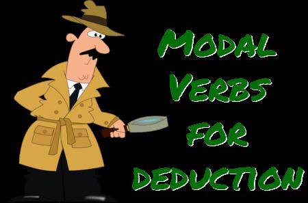 Modal Verbs in English: Deduction – Espresso English