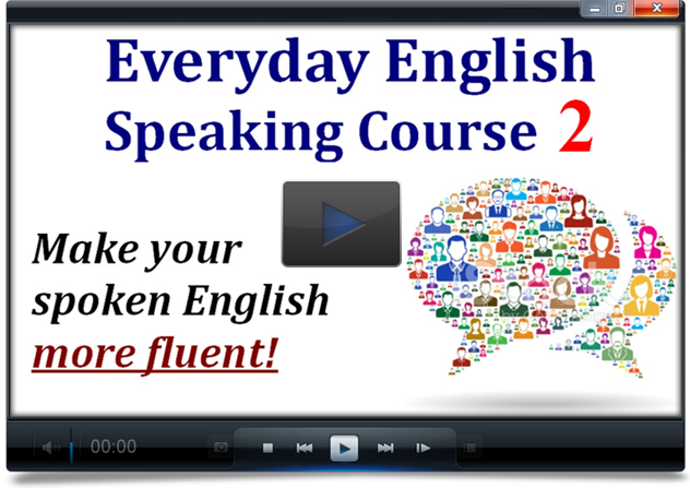 Speaking Course Level 2