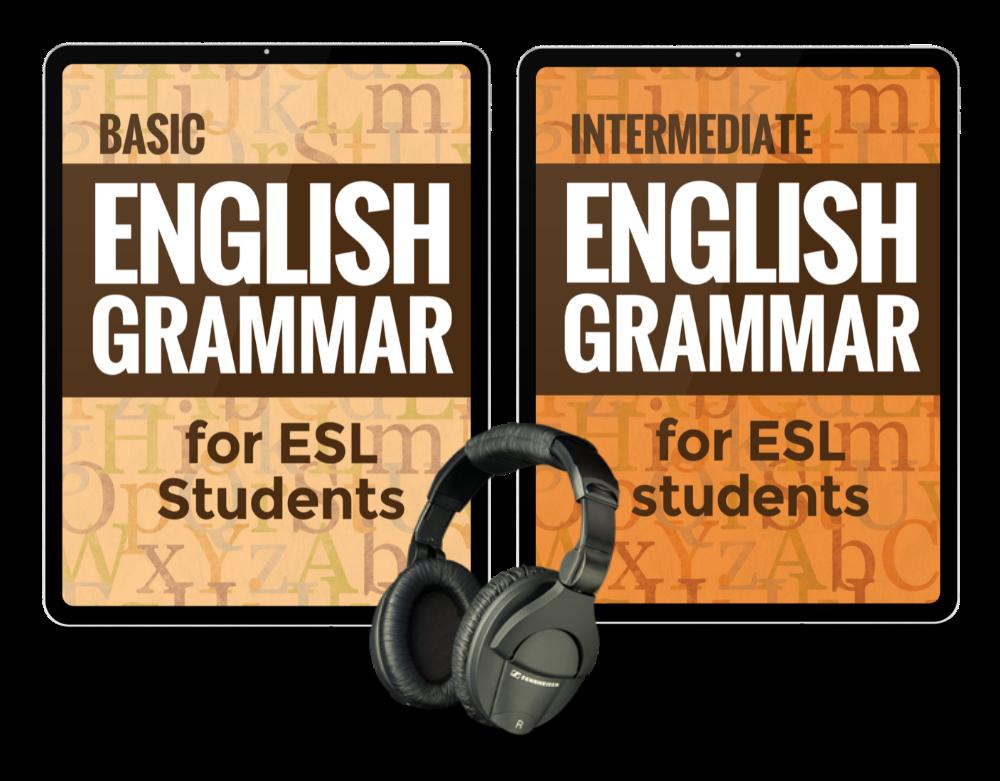 Basic & Intermediate Grammar E-Books