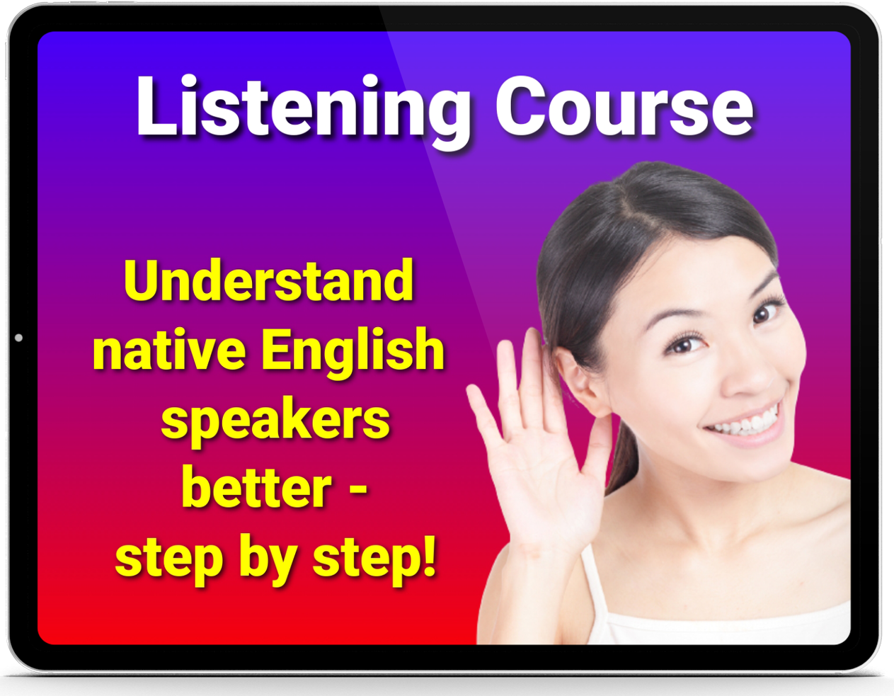 English-Listening-Course