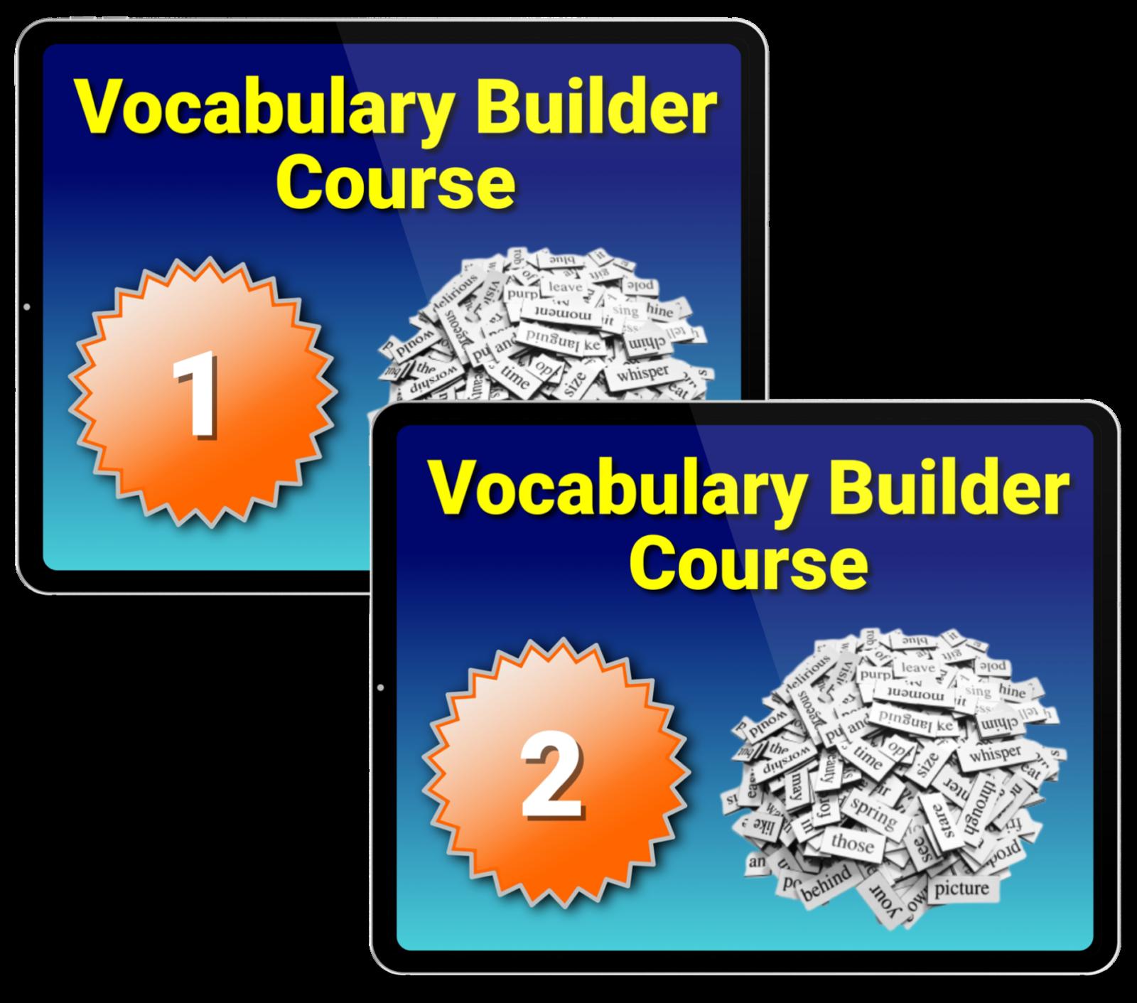 English Vocabulary Courses