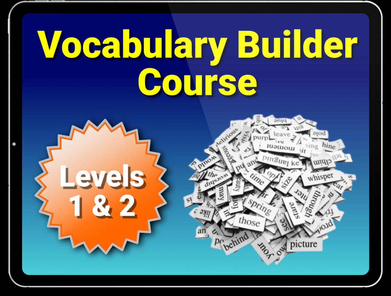 English Vocabulary Course