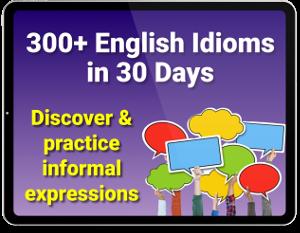 English Idioms Course